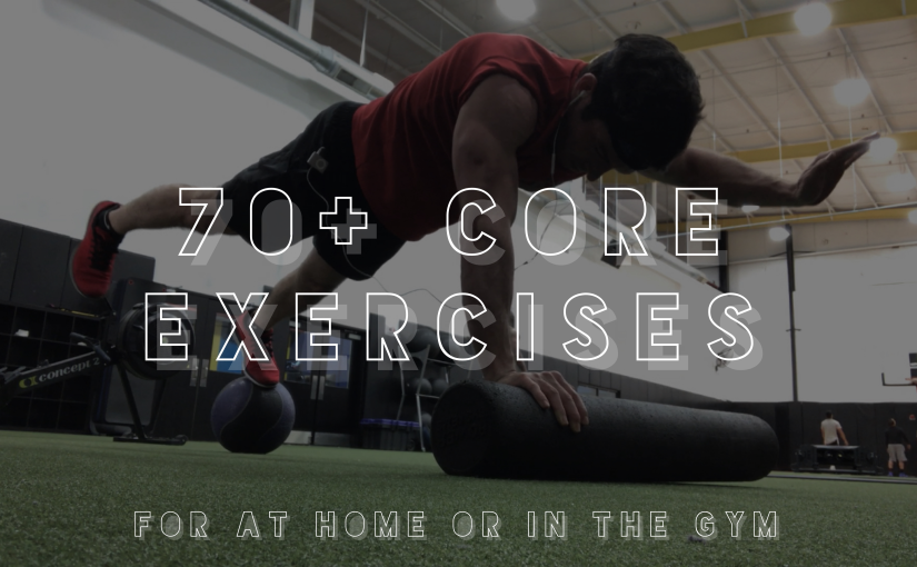 Core Exercise Compilation!